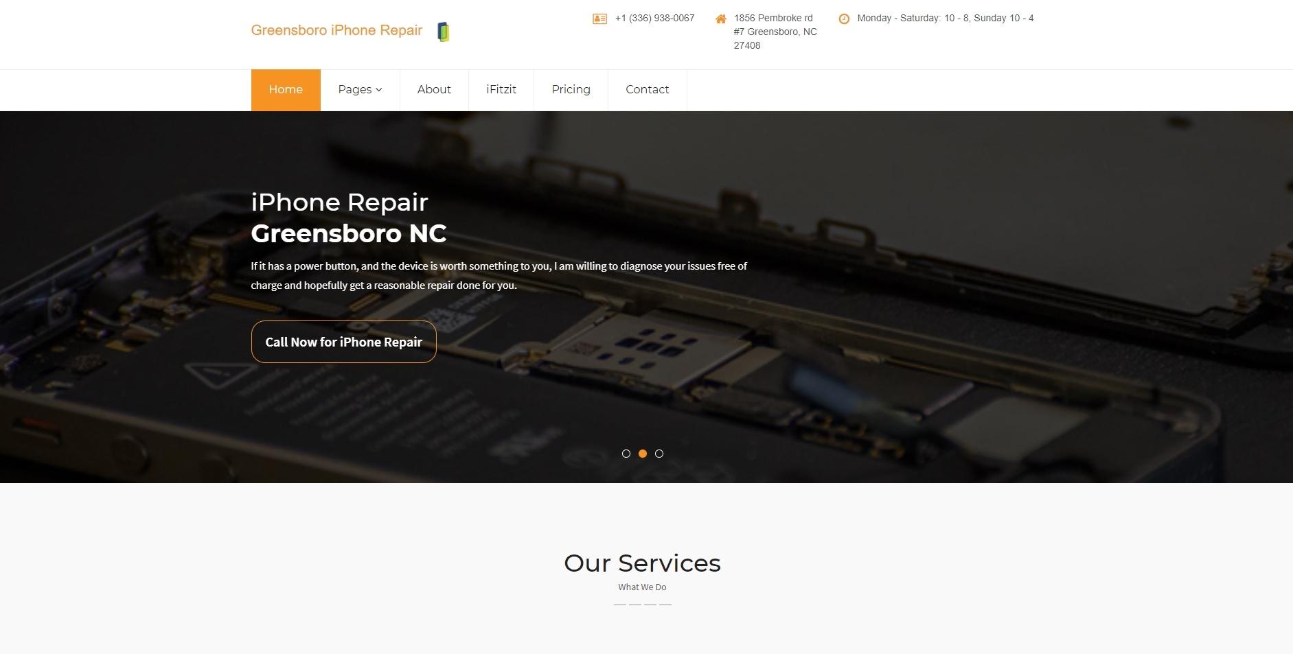 Greensboro iPhone Repair